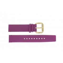 Marc by Marc Jacobs cinturino dell'orologio MBM1203 Pelle Rosa 18mm