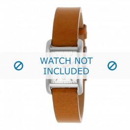 Michael Kors cinturino dell'orologio MK2257 Pelle Cognac 14mm