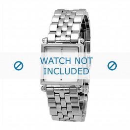 Michael Kors cinturino dell'orologio MK3092  Metallo Argento