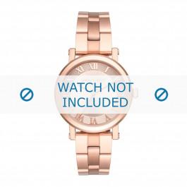 Michael Kors cinturino dell'orologio MK3561 Metallo Salito 18mm