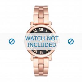 Michael Kors cinturino dell'orologio MK3585 Metallo Salito 18mm