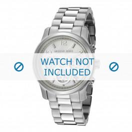 Michael Kors cinturino dell'orologio MK5304 Acciaio inossidabile Argento 20mm