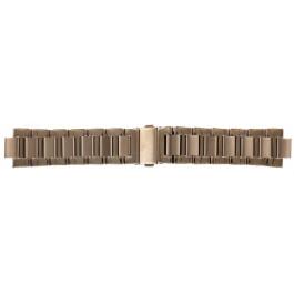 Cinturino per orologio Michael Kors MK5636 Acciaio Placcato oro