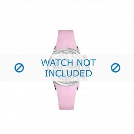 Nautica cinturino dell'orologio A17538L Gomma / plastica Rosa
