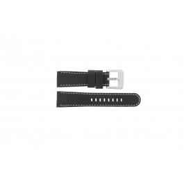 Cinturino per orologio Danish Design IQ13Q712 Pelle Nero 20mm