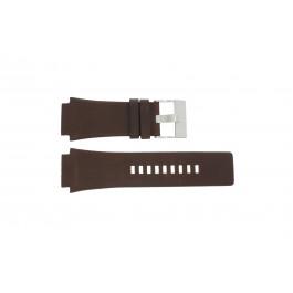 Cinturino per orologio Diesel DZ1132 Pelle Marrone 25mm