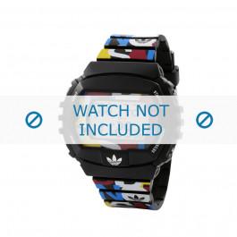 Adidas cinturino orologio ADH6080 Plastica Nero 26mm