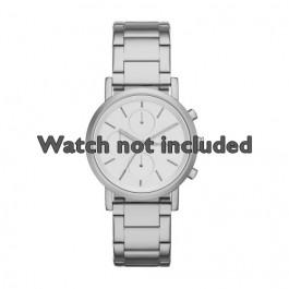 DKNY cinturino orologio NY-2273 Acciaio Argento 20mm