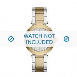 DKNY cinturino orologio NY-2334 Acciaio Oro (Placcato) 10mm