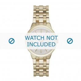 DKNY cinturino orologio NY-2383 Acciaio Oro (Placcato) 12mm