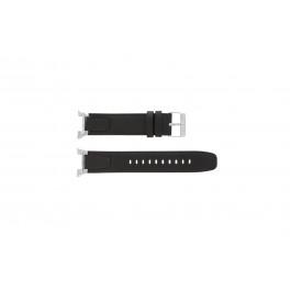 Cinturino per orologio Seiko 7T62-0GW0 / SNAA39P1 Pelle Marrone 13mm