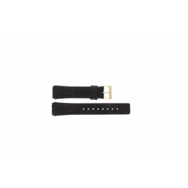 Cinturino per orologio Skagen 331XLRLD / 331XLRLDO Pelle Marrone 19mm
