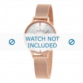Cinturino per orologio Skagen SKW2151 Acciaio Salito 12mm