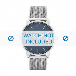 Cinturino per orologio Skagen SKW6327 Milanese Acciaio 22mm