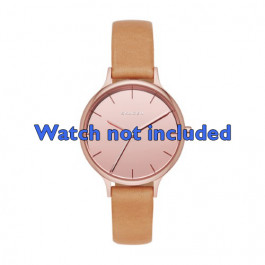 Cinturino per orologio Skagen SKW2412 Pelle Marrone 12mm