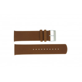 Cinturino per orologio Skagen SKW6160 Pelle Marrone 24mm