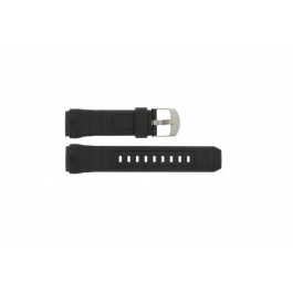 Timex cinturino orologio T49977 Gomma Nero 22mm