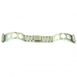 Cinturino per orologio Universale YE55 Acciaio 16-20mm variabel