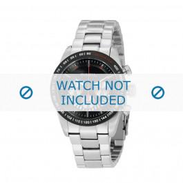 Breil cinturino orologio TW0677 Acciaio Argento 19mm