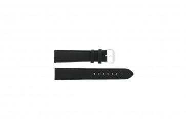 Cinturino per orologio Condor 054L.01 XL Pelle Nero 18mm