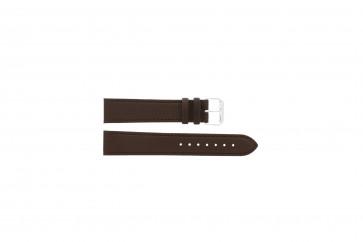 Cinturino per orologio Condor 054L.02 XL Pelle Marrone 20mm