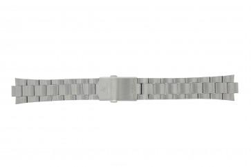 Casio cinturino dell'orologio WVQ-142DA / 10257816 Acciaio inossidabile Acciaio inossidabile 22mm