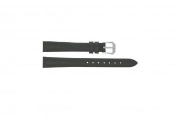Cinturino orologio in vera pelle, grigio, 16mm 241
