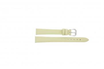 Cinturino per orologio Condor 241R.00 Pelle Giallo 14mm