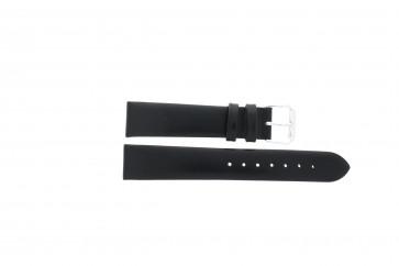 Cinturino per orologio Condor 241R.01 Pelle Nero 12mm