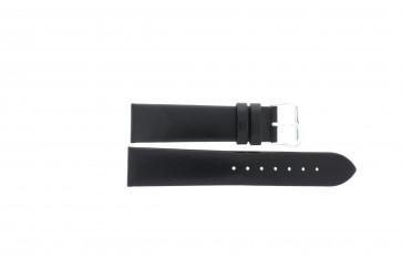 Cinturino per orologio Condor 241R.01 Pelle Nero 20mm