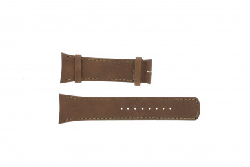 Cinturino per orologio Boccia 3165-01 Pelle Marrone 26mm