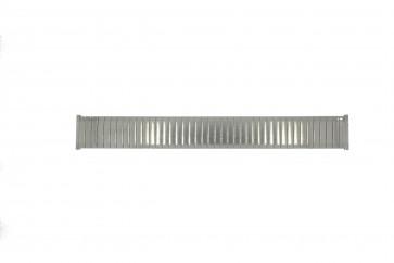 Cinturino per orologio Universale 383116 Fixoflex ROWI Acciaio 20mm