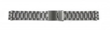 Cinturino per orologio Universale 551183.19 Acciaio Acciaio 19mm