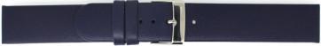 Cinturino per orologio Universale 800R05.20 Pelle Blu 20mm