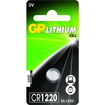 Pila a bottone GP CR1220