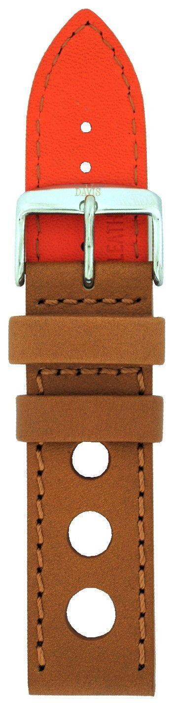 Cinturino orologio Davis con fori 22mm B0321