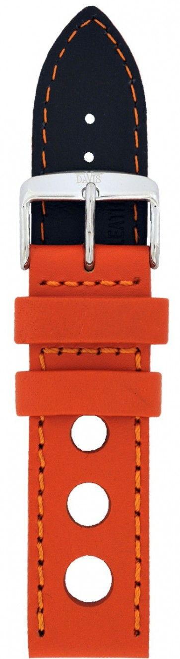 Cinturino orologio Davis con fori 24mm B0323
