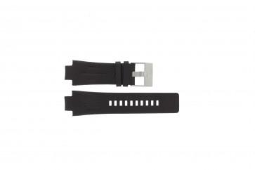 Cinturino per orologio Diesel DZ4128 Pelle Marrone scuro 16mm