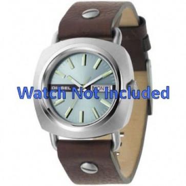 Cinturino per orologio Diesel DZ2146 Pelle Marrone 22mm