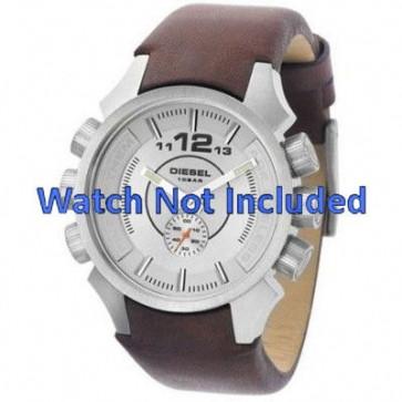 Cinturino per orologio Diesel DZ4120 Pelle Marrone 20mm