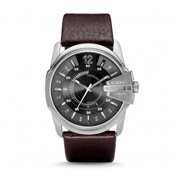 Diesel cinturino orologio DZ-1206 / DZ-1234 / DZ-1259 / DZ-1399 Pelle Marrone 27mm