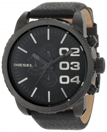 Cinturino per orologio Diesel DZ4216 Pelle Nero 26mm
