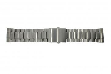 Diesel cinturino dell'orologio DZ4329 Metallo Antracite 26mm
