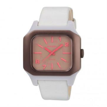 Cinturino per orologio Diesel DZ5201 Pelle Bianco 20mm