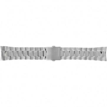 Diesel cinturino dell'orologio DZ5271 Acciaio inossidabile Argento 18mm