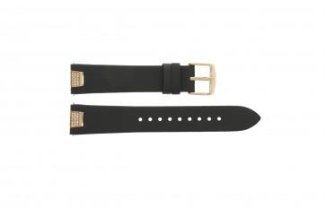 Fossil cinturino orologio ES-3888 Pelle Grigio 18mm
