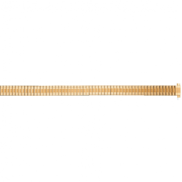 Cinturino per orologio Universale FEB603 Acciaio Placcato oro 8-10mm
