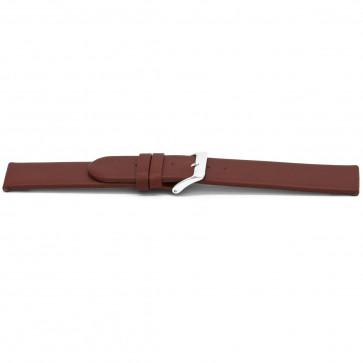Cinturino per orologio Universale G706 Pelle Rosso 20mm