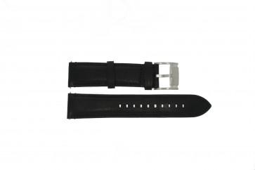 Fossil cinturino orologio ME-3104 Pelle Nero 22mm