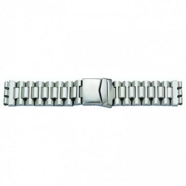 Cinturino orologio in acciaio per Swatch, 19mm 1074
